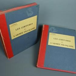"""MARGERAND """"LES COIFFURES DE L'ARMEE FRANCAISE"""""""