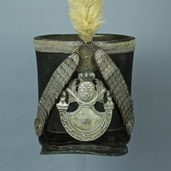 SHAKO D'OFFICIER MODELE 1816 DE LA GARDE NATIONALE- RESTAURATION