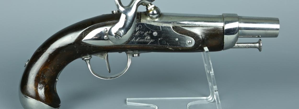 pistolet 5