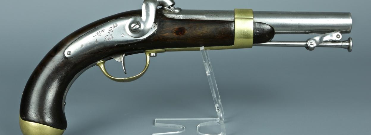 pistolet marine
