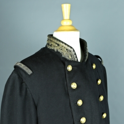 HABIT D'OFFICIER DE LA MARINE IMPERIALE - SECOND EMPIRE