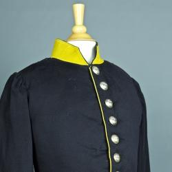 HABIT D'OFFICIER DU 6ème CUIRASSIER MODELE 1845