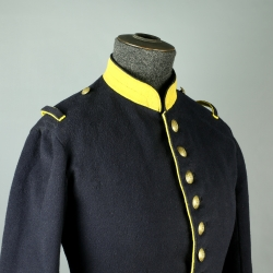 BASQUINE DE TROUPE DU 68ème REGIMENT DE LIGNE MODELE 1860 MODIFIEE 1867 - SECOND EMPIRE