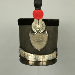 shako officier suisse