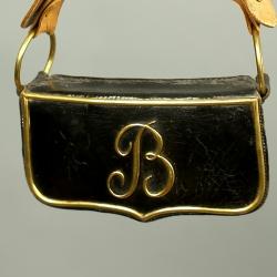 GIBERNE D'OFFICIER DES DRAGONS BERNOIS MODELE 1830.