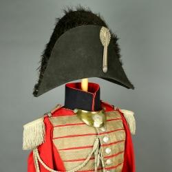 uniforme + bicorne