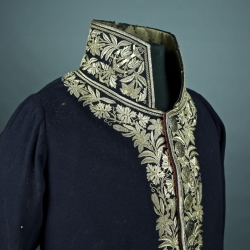 HABIT DE GRANDE TENUE DE COMMISSAIRE DE MARINE - RESTAURATION